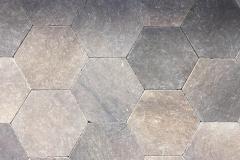 mix kesra foussana hexagones vieillis