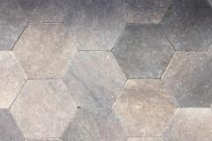kesra foussana hexagones vieillis mix
